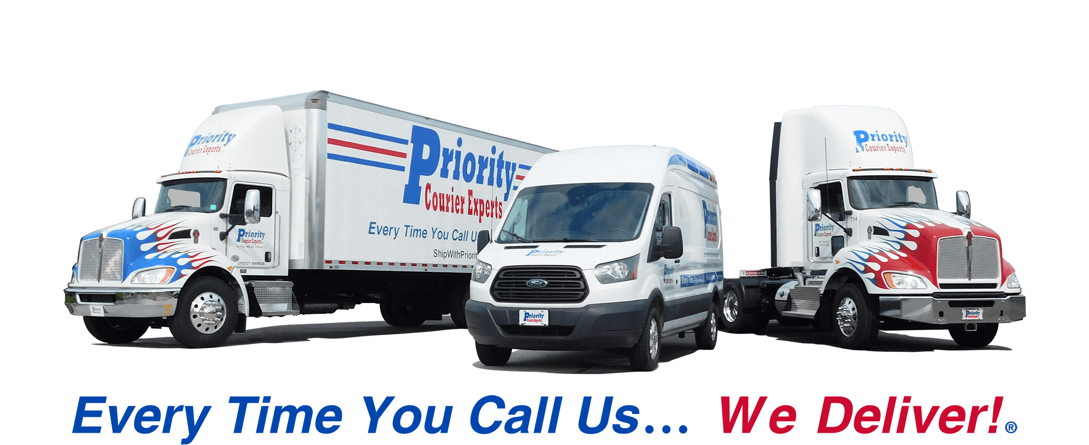 Priority Courier Experts Vanex Courier On Demand